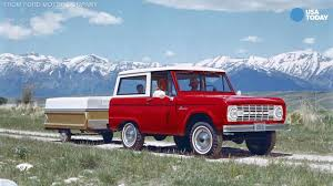 Ford To Revive Bronco SUV, Ranger Pickup And Make Them In Mich. Elite Prerunner Winch Front Bumperford Ranger 8392ford Crucial Cars Ford Bronco Advance Auto Parts At Least Donald Trump Got Us More Cfirmation Of A New Details On The 2019 20 James Campbell 1966 Old Truck Guy Bronco Race Truck Burnout 2 Youtube And Are Coming Back Business Insider 21996 Seat Cover Driver Bottom Tan Richmond Official Coming Back Automobile Magazine 1971 For Sale 2003082 Hemmings Motor News Is Bring Jobs To Michigan Nbc