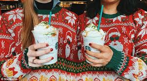 New Drink Starbucks Has Debuted A Limited Edition Fruitcake Frappuccino