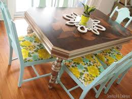 Retro Kitchen Chairs Walmart by Tutorial How To Reupholster A Chair With Plastic Reality Daydream