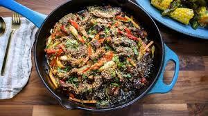 Schnelle Kã Che Mit Rachael Rezepte Zwei Gerichte Mit Einer Klappe