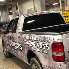 Vehicle Wraps Charlotte, NC | Car, Boat, Fleet