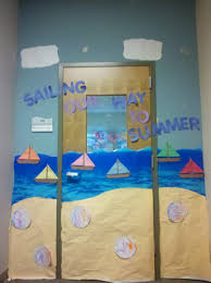Kindergarten Christmas Door Decorating Ideas by Summer Countdown Door Decoration Door And Wall