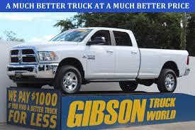 Gibson Truck World | Vehicles For Sale In Sanford, FL 32773-5607