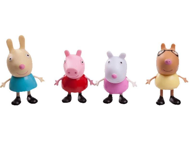Peppa Pig and Family Boxed Set