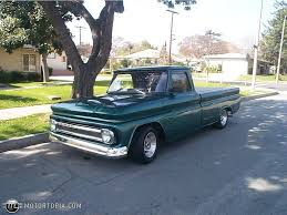 100 1964 Chevy Truck Chevrolet Pickup Information And Photos MOMENTcar
