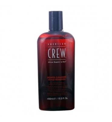 American Crew Men Power Cleanser Style Remover Daily Shampoo - 15.2oz