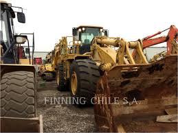 100 Caterpillar Chile 2010 CATERPILLAR 988H Underground Mining Loader For Sale Finning