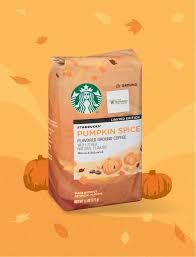 Pumpkin Spice Flavored Ground Coffee