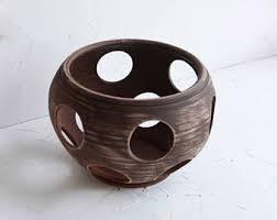 orchidée pot poterie pot rustique grès orchidée planteur