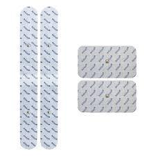 1 Druckknopf Nacken Elektrode Größe Ca 150x95mm Butterfly Passt Zu Sanitas SEM 4044 Und Beurer Brief Versturen Met Postbus