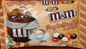 Iced Pumpkin Spice Latte Nutrition Facts by M U0026m U0027s Pumpkin Spice Latte Review Youtube