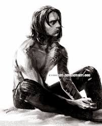 Who The Hell Is Bucky By Evankart