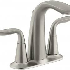 Kohler Purist Widespread Lavatory Faucet by Bathroom Modern Bathroom Faucets And Kitchen Faucets Design With