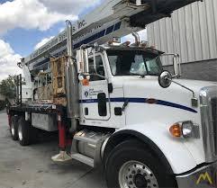 100 Ton Truck Elliott 32117E 32ton Boom Crane On Peterbilt 357 For Sale