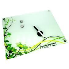 tableau memo cuisine memo pour cuisine macmo en verre daccor nature tableau memo ardoise