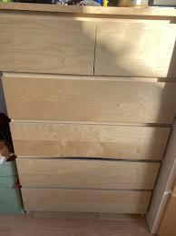 ikea kommode malm schlafzimmer wohnzimmer abstell