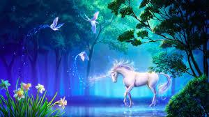 Download Fantasy Unicorns Wallpaper