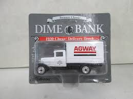 100 43 Chevy Truck Amazoncom Ertl Dime Bank Agway 1930 Delivery 1 5