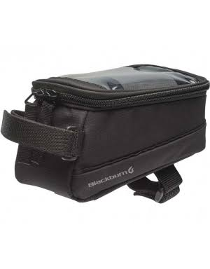 Blackburn Local Plus Top Tube Bag - Black