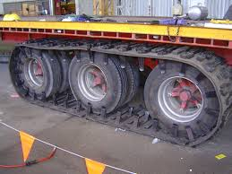 100 Tri Axle Truck Track Conversion Right Track Systems Int