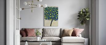 lemon tree composition