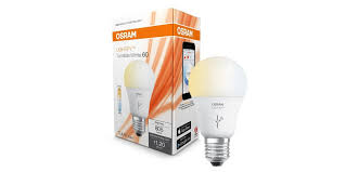 sylvania 60w equivalent dimmable led bulb with wi fi 10 in store