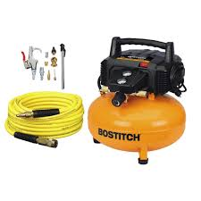 Home Depot Bostitch Floor Nailer by Bostitch 6 Gallon 150 Psi Oil Free Compressor W Premium Kit