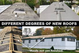 MHI Lessons 23 Mobile Home Roof Repairs For Mobile Home Investors