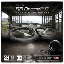 Rc Desk Pilot Drone by Parrot Ar Drone 2 0 Elite Edition Quadcopter Drone With Camera