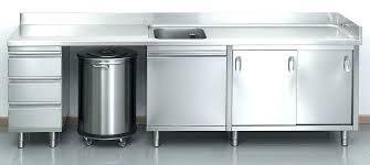 pied pour meuble de cuisine pied inox pour table table inox cuisine meuble de cuisine inox