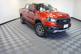 100 Trucks Unlimited San Antonio New 2019 Ford Ranger Crew Cab Pickup In 910841 Red