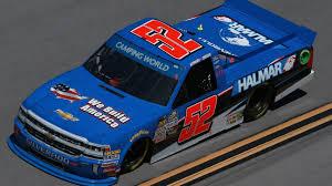 2018 NASCAR Camping World Truck Series Paint Schemes - Team #52