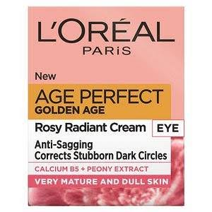 L'Oreal Paris Age Perfect Golden Age Rosy Radiant Eye Cream - 15ml