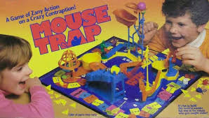 Board James Mouse Trap