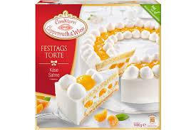 käse sahne torte mit mandarinen coppenrath wiese
