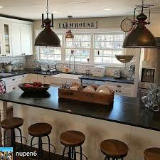 wonderful rustic kitchen lighting ideas and best 25 farmhouse