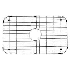 Sink Grid Stainless Steel by Shop Vigo 26 In X 14 375 In Sink Grid At Lowes Com