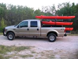 100 Kayak Truck Rack 5 Steps With Pictures