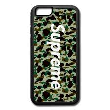 Bape Supreme iPhone Case iPhone Case