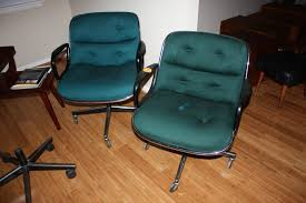 Knoll Pollock Chair Vintage by Mid Century Midwest A Plethora Of Pollock