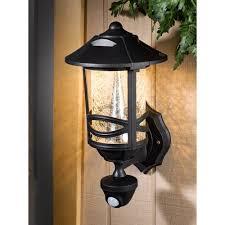 westinghouse serrano solar outdoor pir wall lantern walmart
