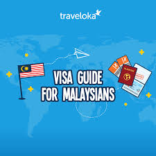 Travel Visa Guide For Malaysians 2018 Traveloka MY