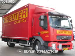VOLVO FL 240 4X2 Euro 4 Closed Box Trucks For Sale From The ...