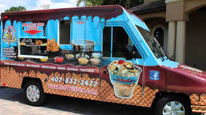 Ice Twister Presents: Orlando Ice Cream Truck -