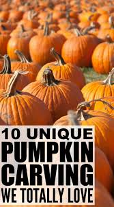 Awesome Pumpkin Carvings by Best 25 Unique Pumpkin Carving Ideas Ideas On Pinterest Pumpkin