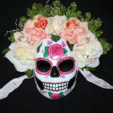 Easy Sugar Skull Day Of by Sugar Skulls And The Day Of The Dead Carol Cassara