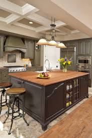 Light Sage Green Kitchen Cabinets by 7 Incredible Kitchens With Wood Counters U2022 Art Of The Home