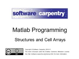 Matlab Cell To Double by Software Carpentry