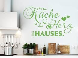 wandtattoo die küche