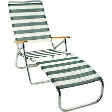 Beach Lounge Chairs Kmart by Telescope 821 Folding Chaise Lounge Beach Chair